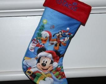 Disney stocking | Etsy