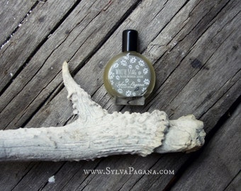 Natural cologne organic - woodsy spruce balsam - WHITE STAG