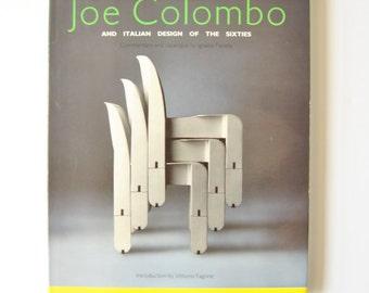 Book: Joe Colombo and Italian Design of the Sixties