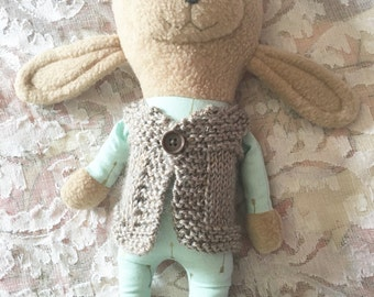 Bunny Rabbit Stuffed Doll