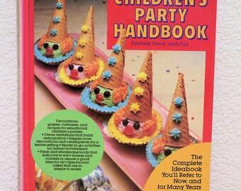 Children's Party Handbook, Fantasy, Food and Fun  1986