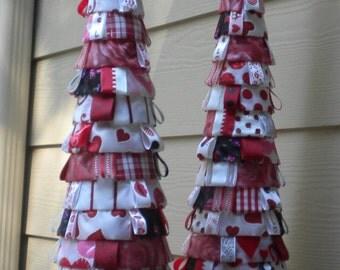 Valentine Ribbon Tree