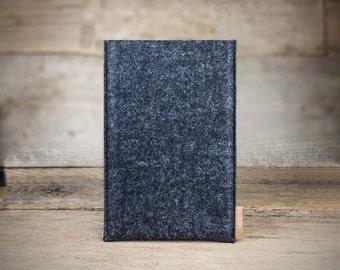 """iPad Pro 10.5 felt sleeve case """"Softwerk"""" suitable crafted for iPad, 9.7 12.9 mini 4 minimalist simple"""