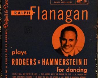 Ralph Flanagan And His Orchestra - Little Brown Mambo / American Patrol Mambo