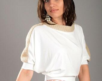 White shirt – Etsy