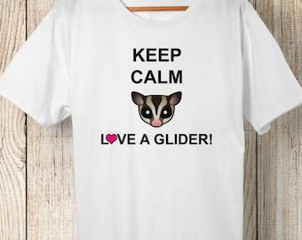 Sugarglider/Keep Calm Love a Sugar Glider