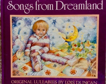 Songs from Dreamland book & CD