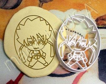 Sagara Sanosuke Rurouni Kenshin Anime Manga Cookie Cutter
