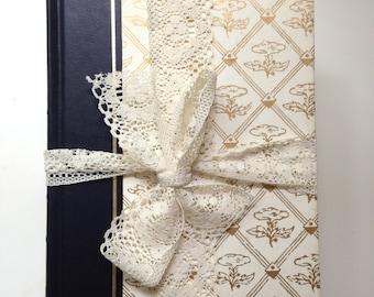 White and Gold Antique Book Bundle, Vintage Book Stack, Shabby Vintage Books, Book Decor Centerpiece, Wedding Table, Decorative Books