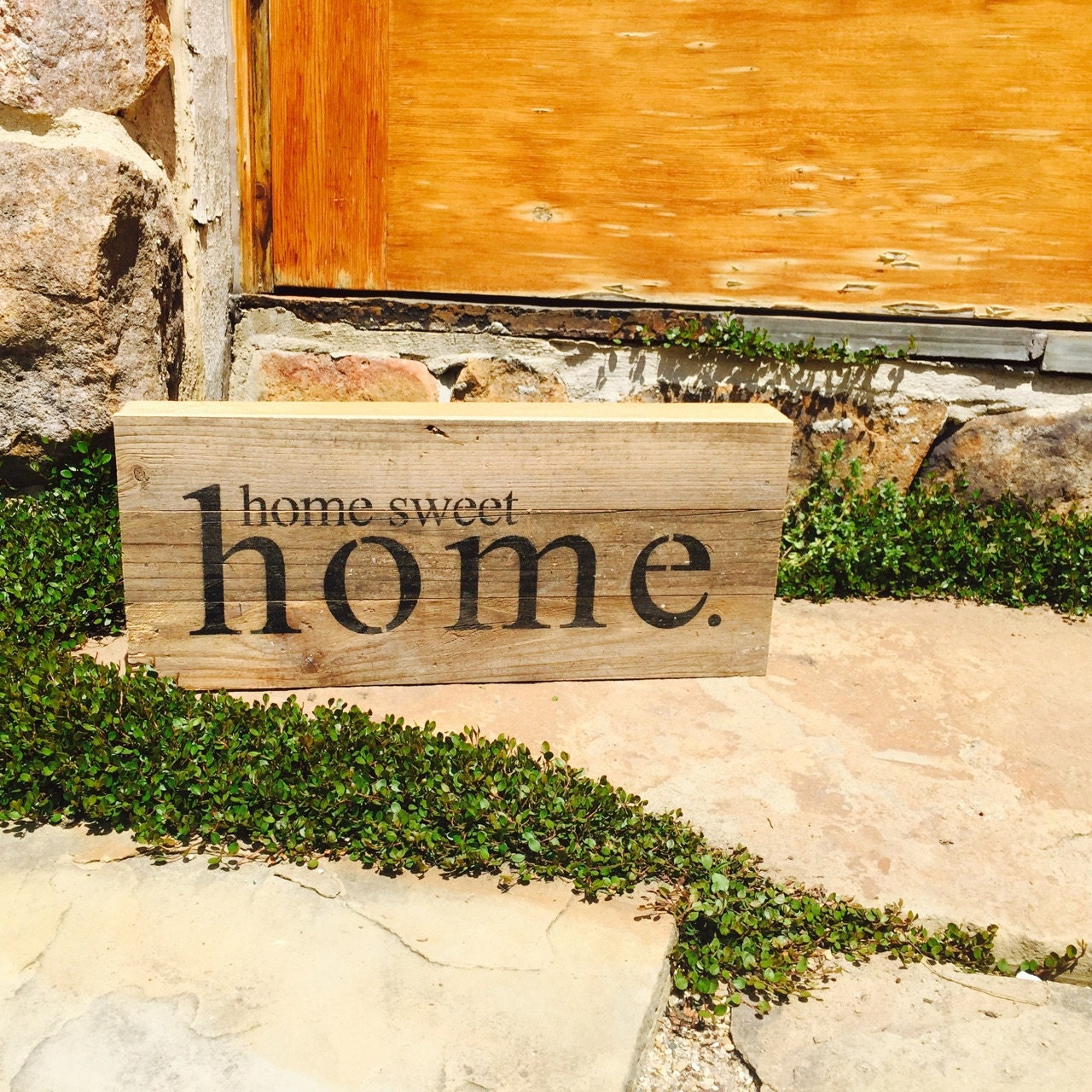 Word art new home sweet home sign house wood sign with quotes for New home sign