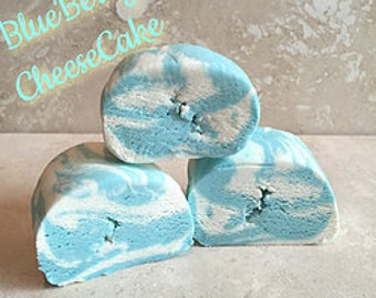 Blueberry Cheesecake Bubble bar