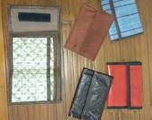"Mens wallet assortment. Handmade with ""Aloha"" in Hawaii."
