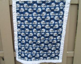 Colts Blanket