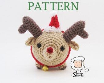 Alpaca Amigurumi Crochet Patterns : Crochet Alpaca Amigurumi Pattern PDF format by SheepShaved ...