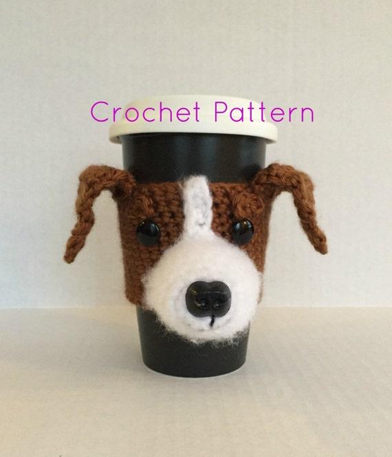 CROCHET PATTERN/Jack Russell Pattern/Cozy by HookedbyAngel ...