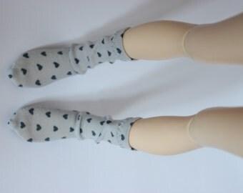 Socks for slim MSD, Minifee