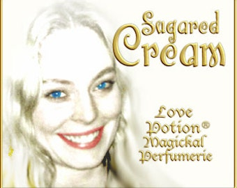 Sugared Cream SPRAY -  Layerable Cologne Spray - 1 fl.oz. - Love Potion Magickal Perfumerie