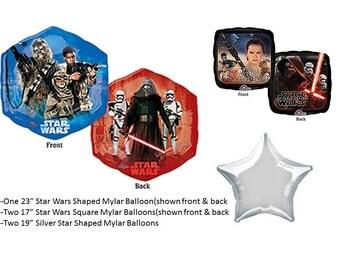Star Wars Episode 7 Balloon Set