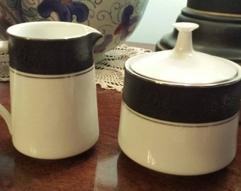 Mirano by Noritake cream and sugar set