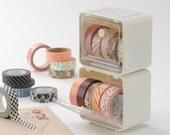 Washi tape Storage Case / Masking Tape Organizer / Washi Tape Holder
