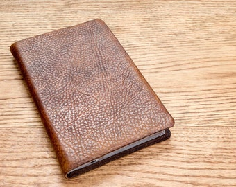 Full Grain Cowhide Leather Bible, NIV Ultraslim