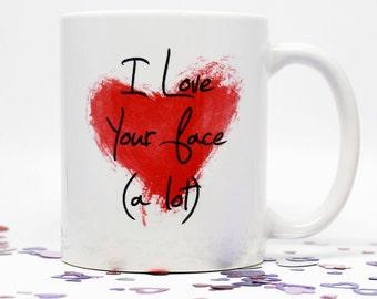 Gift for Him, Gift for her, Christmas Gift, Funny Holiday Gift, Coffee Mug for Him, Coffee Mug for Her, Gift Under 20, Coffee Mug Husband