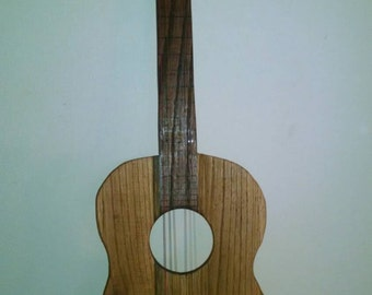 Art acoustic guitar