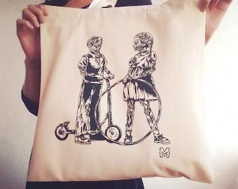 Tote Bag - Jugando Muertos - Limited Edition