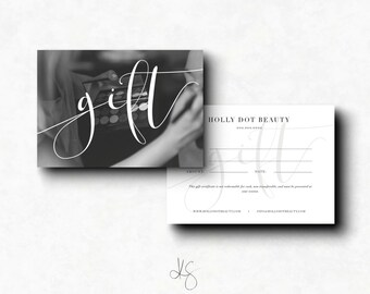 Gift card template etsy yadclub Image collections