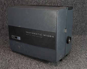Vintage Kodak Instamatic M109-K Movie Projector