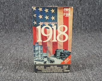 Vintage Horton Foote's 1918 CBS Fox VHS Tape C. 1985