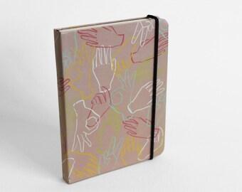 Notebook Hands