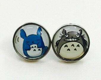 Totoro Earring (No.4)