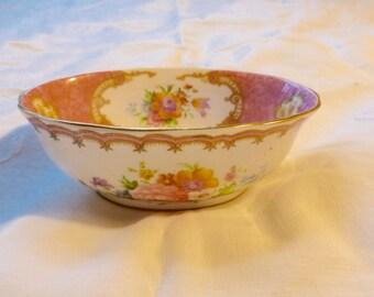 Royal Albert Lady Carlyle Open Sugar Bowl