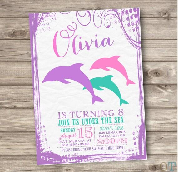 Girls Birthday Party Invitations was adorable invitation design