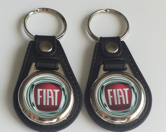 FIAT Keychain 2 pack