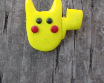 pokemon pikachu pin