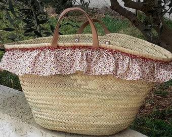 Bohemian basket