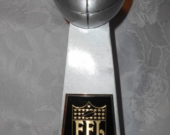 Super Bowl Lomardi Trophy Fantasy Football League Trophy FREE ENGRAVING!