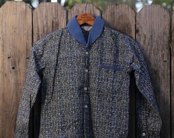 Vintage 1950s Deadstock Tom Thumb Sanforized kids shirt