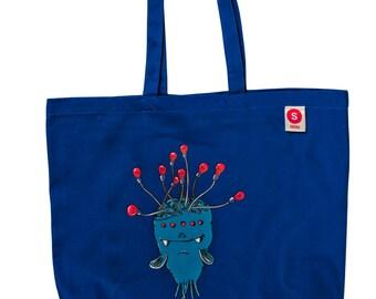 The Monsters Profesor bag