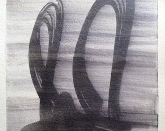 Original work on paper