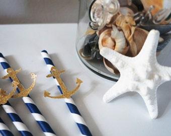 Nautical Straws