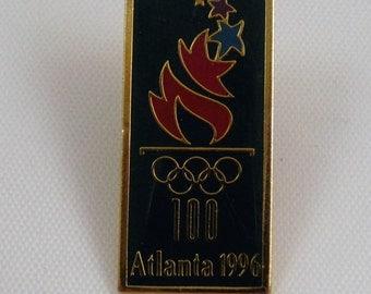 Olympic Lapel Pin, Atlanta 1996