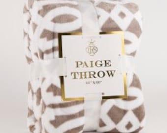 Monogram Throw, Personalized Plush Blanket, Personalized Plush, Throw Personalized, Throw Blanket Plush Throw, Patterned Throw