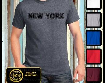 New York Shirt, NYC T-shirt, New York City Tshirt