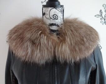 Fox Fur collar!