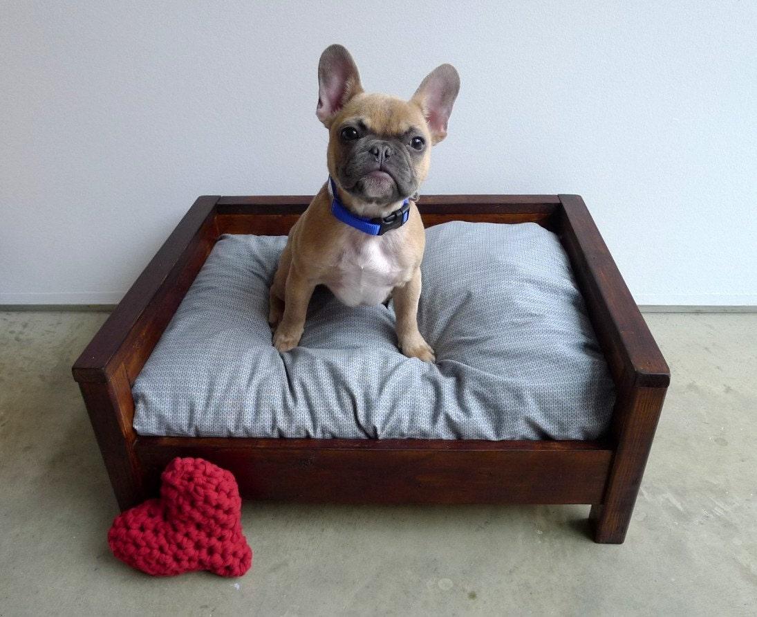 Small Dog Bed Dog Bed Raised Dog Bed Washable Dog Bed