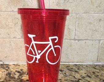 Cycling bicycle decal sticker car laptop water bottle locker phone case