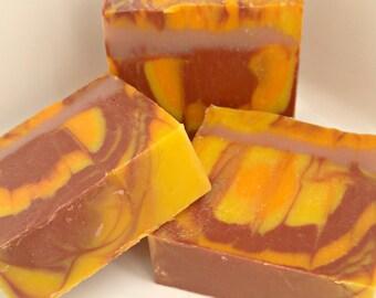 Soap- Bar Soap- Handmade Soap- Artisan Soap- Luxury Soap- Homemade Soap- Fierce Phoenix